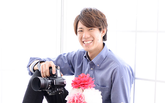 写真スタジオ武蔵野創寫舘 スタジオカメラマン