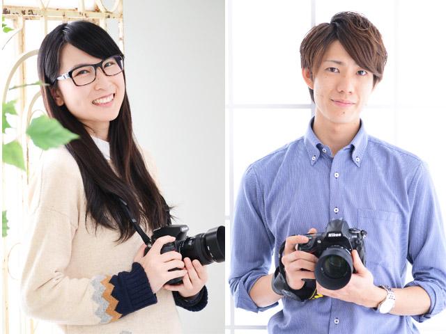 テイク・フォト・システムズ武蔵野創寫舘カメラマン新入社員